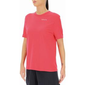 UYN Airstream Shortsleeve Running Shirt Women, różowy